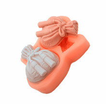 gift bag sweet sugar shape mold hand made bath soap mould plaster aromatherapy silicone