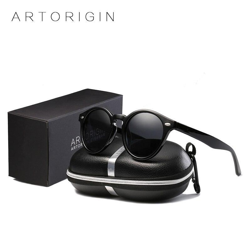 ARTORIGIN Polarized Sunglasses Women Brand Designer Vintage Oval Mirror Summer Driver Driving Glasses Lunette De Soleil AT9001