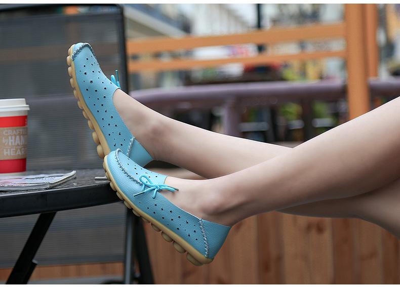 AH915 (34) Women's Loafers