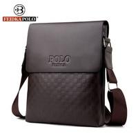 Famous Brand Bag Men Messenger Bags Men S Crossbody Small PU Leahter Bag Satchel Man Satchels