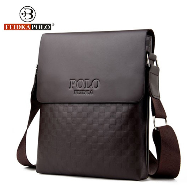 Famous Brand Bag Men Messenger Bags Men's Crossbody Small PU Leather Bag Satchel Man Satchels bolsos Men's Travel Shoulder Bags стоимость