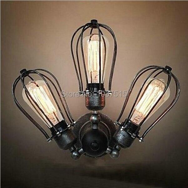 applique murale 3 lampes