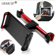 4-11'' Stands Universal Tablet Car Holder For iPad 2 3 4 Mini Air 1 2 3 4 5 Pro
