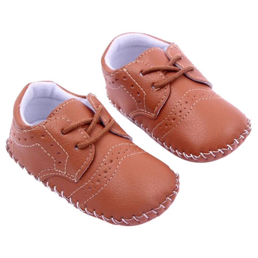 baby boy shoes soft sole sports 2017 Baby Soft Sole Crib Warm Walker Shoes all seasons 17Dec26