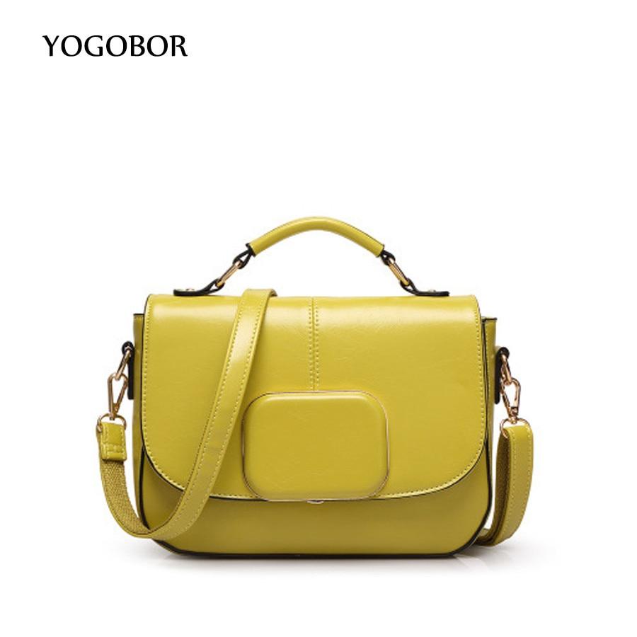 ФОТО YOGOBOR Girl's Fashion Small Mini Bag Women Candy Color Solid Messenger Bags Cute Female Handbag Shoulder Bag Flap Women Bag