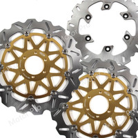 For Ducati Monster 800 2003 2004 Front Rear Brake Disc Disk Rotor Kit Motorcycle Accessories Sport 800 03 04 620 Monster 696