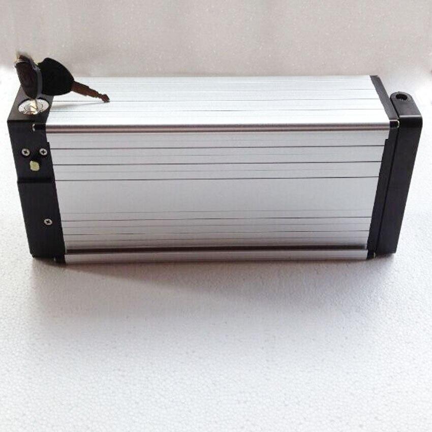 ebike lithium baterie 48v 20ah lithium ion kolo 48v elektrický skútr baterie pro sadu elektrických kol 1000w s BMS, nabíječka