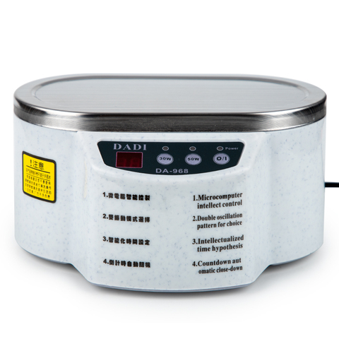 600 ml Ultrasonic Cleaner Jewelry Glasses Circuit Board Cleaning Machine Intelligent Control ultrasonic cleaning ultrasonic bath Islamabad
