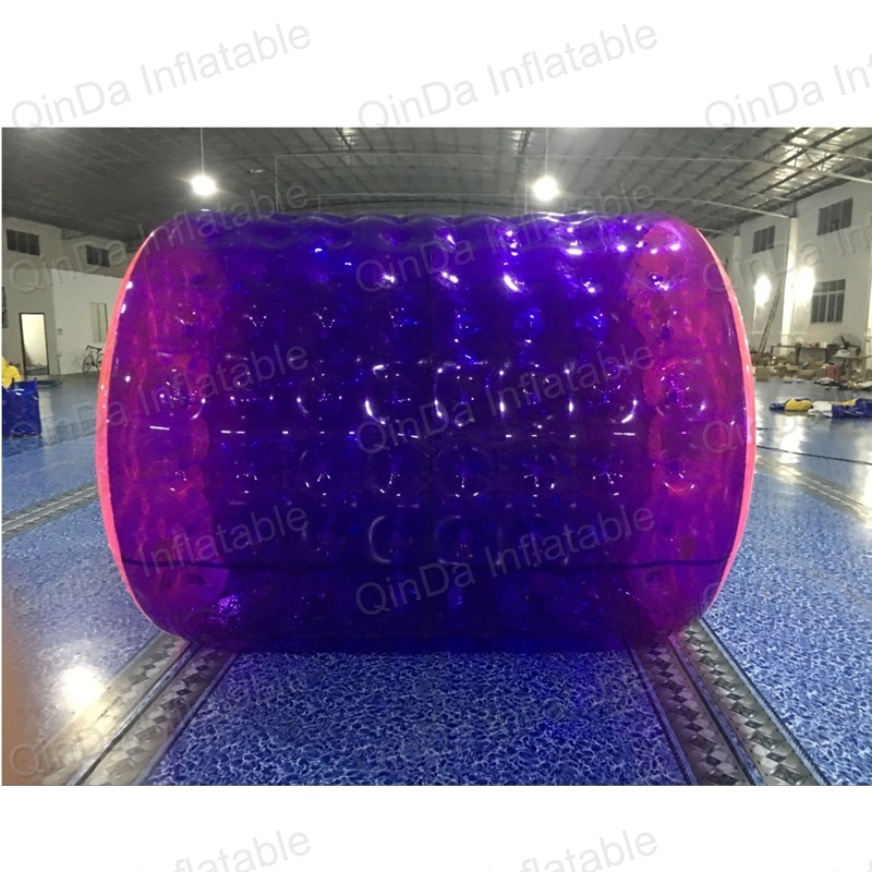 Human inflatable water roller,water walker ball,water walking ball for sale inflatable water spoon outdoor game water ball summer water spray beach ball lawn playing ball children s toy ball