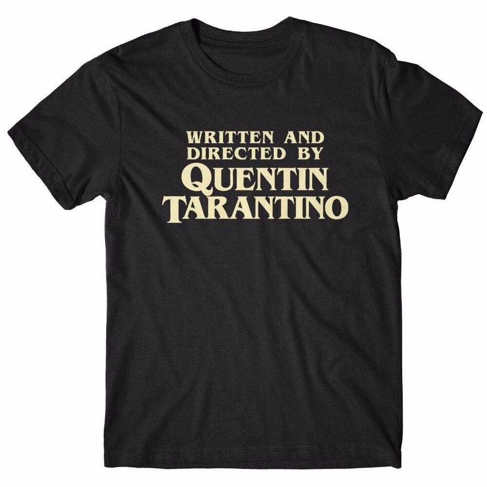 printed-t-shirt-written-and-directed-by-font-b-tarantino-b-font-short-men-crew-neck-fashion-2018-tees