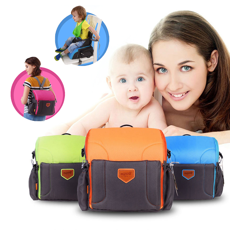 Amazing Multipurpose Mummy Bag Baby Dining High Chair Booster Seat Gmtry Best Dining Table And Chair Ideas Images Gmtryco