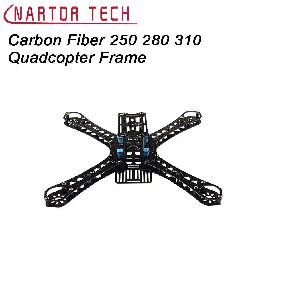 Nartor High Quality Glass Fiber Mini 250 FPV Quadcopter Frame Mini Quad Frame Holder for DIY Drone high quality carbon fiber mini 250 fpv quadcopter frame mini quad frame holder for zmr250 qav250