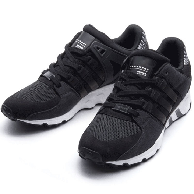 New Arrival Official Adidas Originals EQT SUPPORT RF Mens Breathable Running Shoes Sports Sneakers