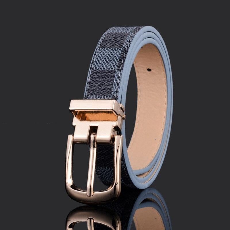 2019 New Designer Kids   Belt   Strap Hight Quality Luxury Brand Fashion Pu Leather Children   Belt   Boys/girls Pin Buckle Pants   Belts