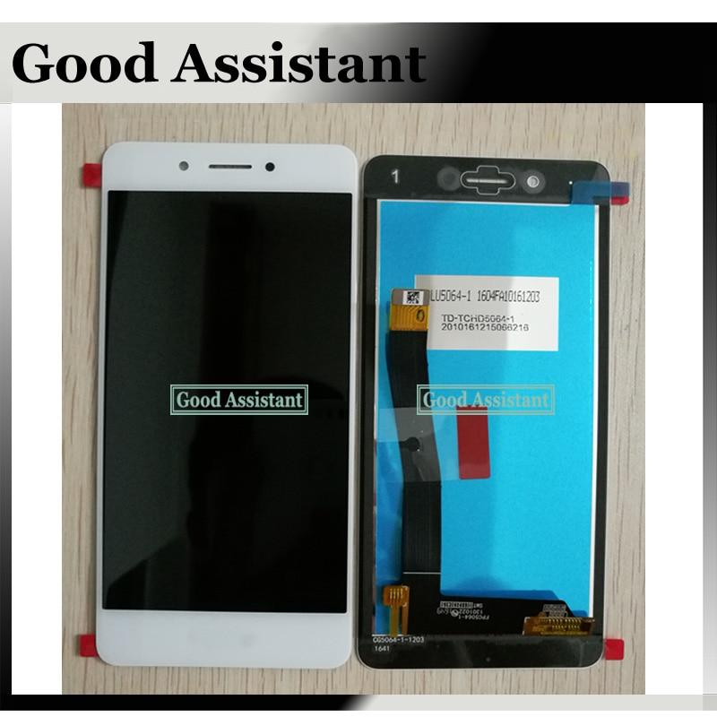 imágenes para Negro/Blanco/Oro 5.0 pulgadas Para Huawei Honor 6C DIG-L01/Nova Inteligente/DIG-L21HN Pantalla LCD + Pantalla táctil Digitalizador Asamblea