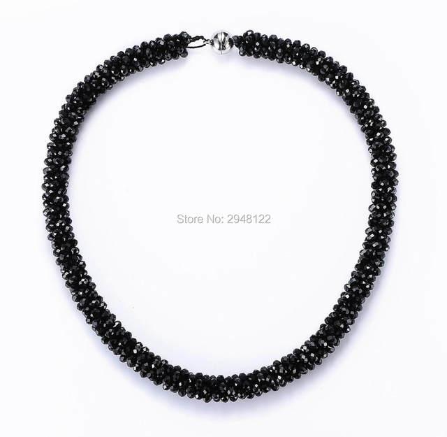 Online Shop BEADSLAND Handiwork Crocheted Classic Glass Beads ...