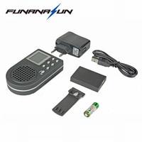 Hunting Decoy Bird Caller Portable Molle MP3 Player Bird Sound Loudspeaker Animal Singing Device Amplifier No