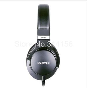 Image 3 - Original Takstar PRO82/pro 82 Professional monitor headphones HIFI headset for stereo,PC recording K song game,bass adjustable