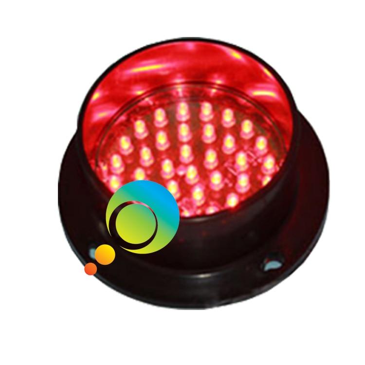 DC12V Or DC24V Factory Direct Price Mini 82mm Lamp  Red LED Signal Flashing Module Traffic Light