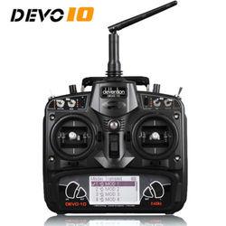 Original Walkera DEVO 10 Remote Controller  DEVO10 Transmitter Control ( Black )