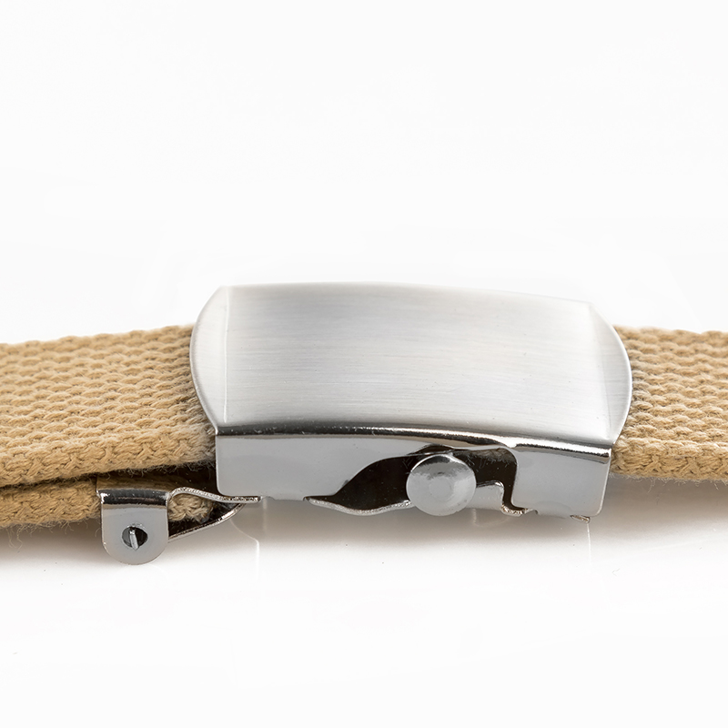 New Japan High Quality Canvas Belt Men And Women Jeans Belt Top Casual Luxury Strap 3