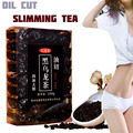 Oil Cut Black Oolong Slimming Tea Box Thin Belly New Fast Reduce Weight Lose Burning Fat Loss Chinese Slim Body 250g