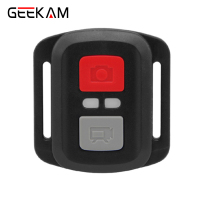 GEEKAM Remote Control FOR H9 H9R H3 H3R S9R NOT SUPPORT FOR GOPRO EKEN SJCAM SOOCOO