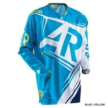 NEW Blue Motocross Jerseys Dirt  Downhill Shirts Motorcycle T Shirt Racing Jersey Moto wear DH MX