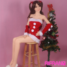 Rifrano real silicone sex doll 165cm Lifelike Japanese Love Doll With metal skeleton male oral / breast / vagina/ anus sex toys