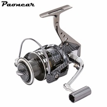 1000-7000 Series Metal Spool Spinning Reel 13BB+1RB Cheap Sea Fishing Reel