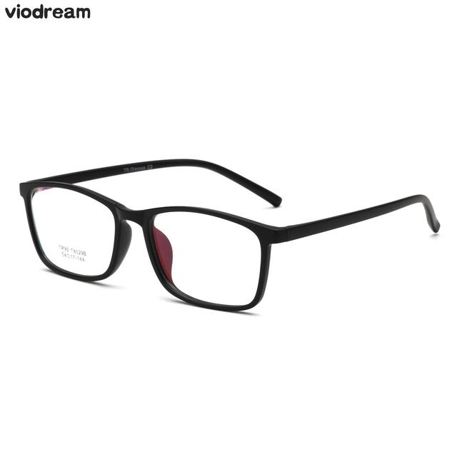 a42bc9506a7c Viodream Tr90 Super Light Retro Optical Myopic Reading Glasses Frame  Prescription Eyewear Spectacle Frame Oculos De