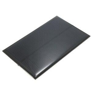 Image 2 - LEORY hurtownie 5V 1.25W 250mA Panel słoneczny krzem monokrystaliczny epoksydowa DIY ogniwa słoneczne modułem do bateria do telefonu komórkowego ładowarka