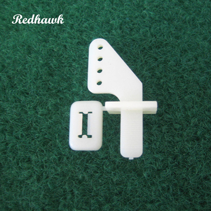 200 pcs Nylon Pin Horns 21x11 mm (4 Hole) For RC Model Airplane Parts Remote Control Foam Electric Plane free shipping мужская одежда