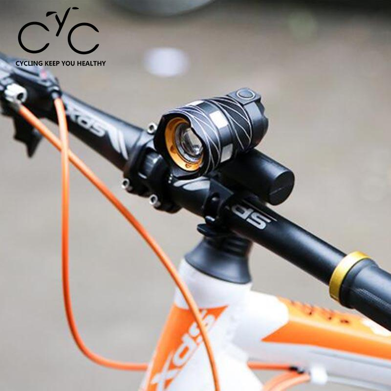EYCI Bicycle Handlebar Light Head LED Light Bike Cycling Waterproof USB Rechargeable Super Bright Bike Headlight Torch wheel up bike head light cycling bicycle led light waterproof bell head wheel multifunction mtb lights lamp headlight m3014