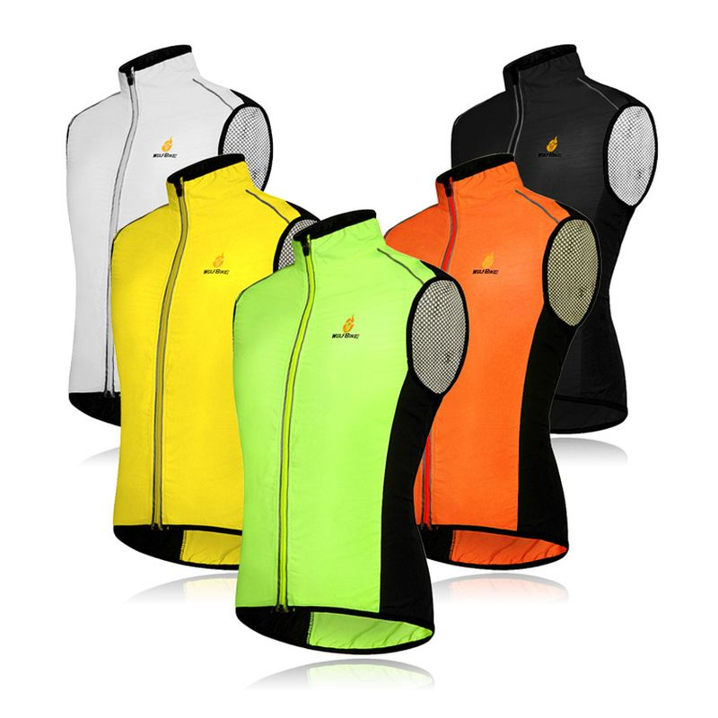 ORANGE=28300091-2 YELLOW=28300093-94- Safety, Reflective ... |Motorcycle Safety Vest Womens