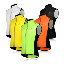 Windproof Cycling Vests Men Women Riding Bike Sleeveless Vest Wind Coat MTB  Road Downhill Bicycle Clothing 5eefafe5f