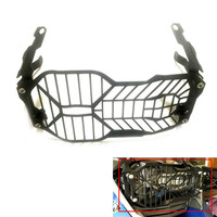 For BMW R1200 ADV Motorcycle Headlight Grille Guard Cover Protector Free shipping