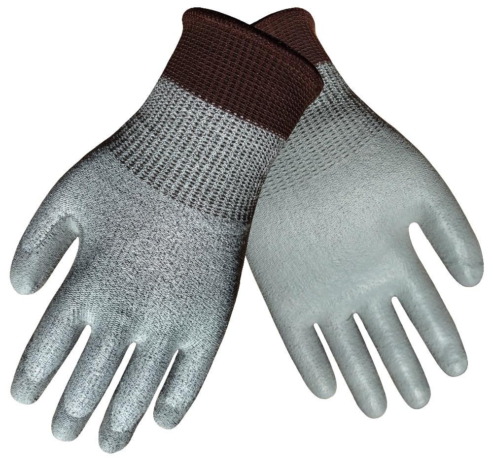 US $3.38 13% OFF|Cut Resistant Glove Glass Handling Safety Glove Kitchen  Butcher Glove Aramid Fiber Anti Cut Work Glove-in Safety Gloves from  Security ...