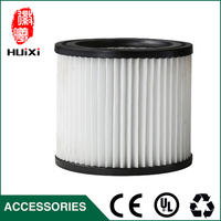 142 126mm Size Plastic And Steel Wire Frame Hepa Filter And The Original Of Hepa Vacuum