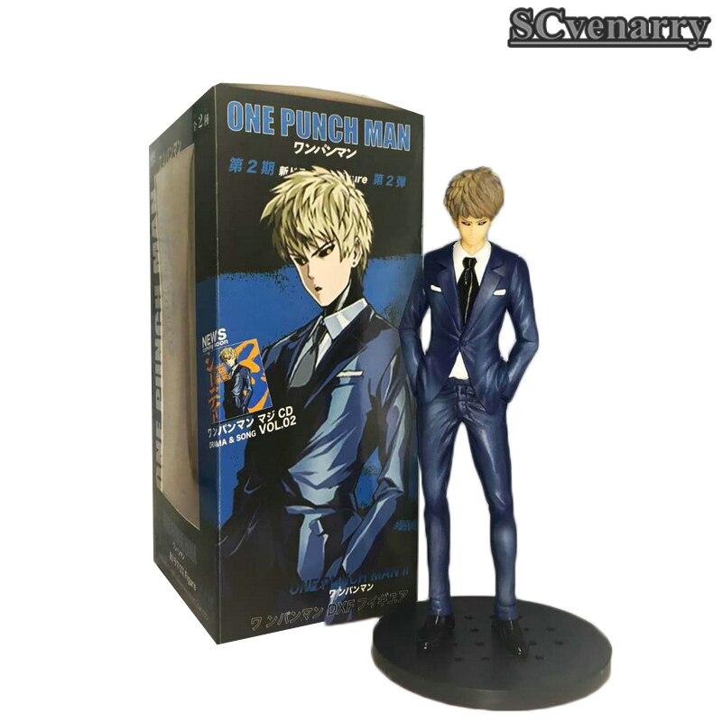 Anime & Manga New DaSheng Model Anime One Punch Man Genos 1:12