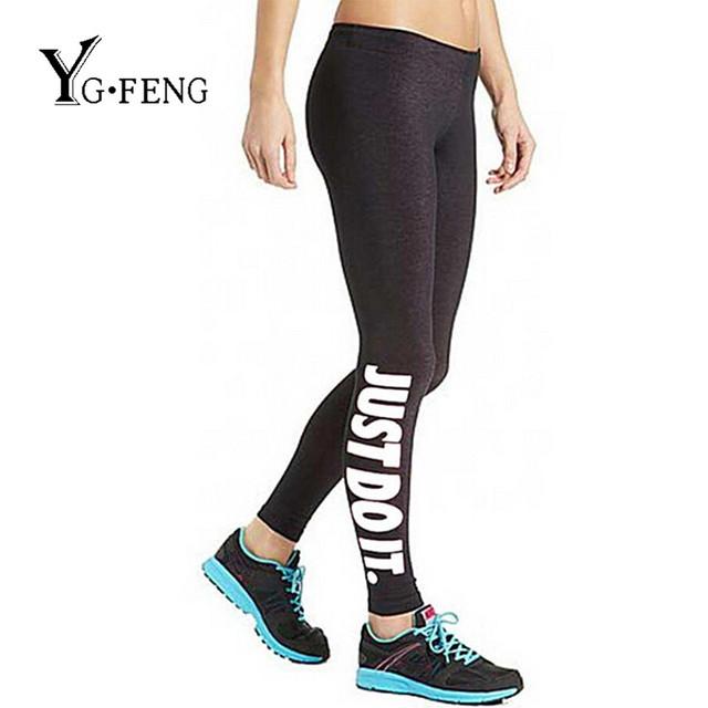 YGFENG Women's Harajuku Fitness Leggings