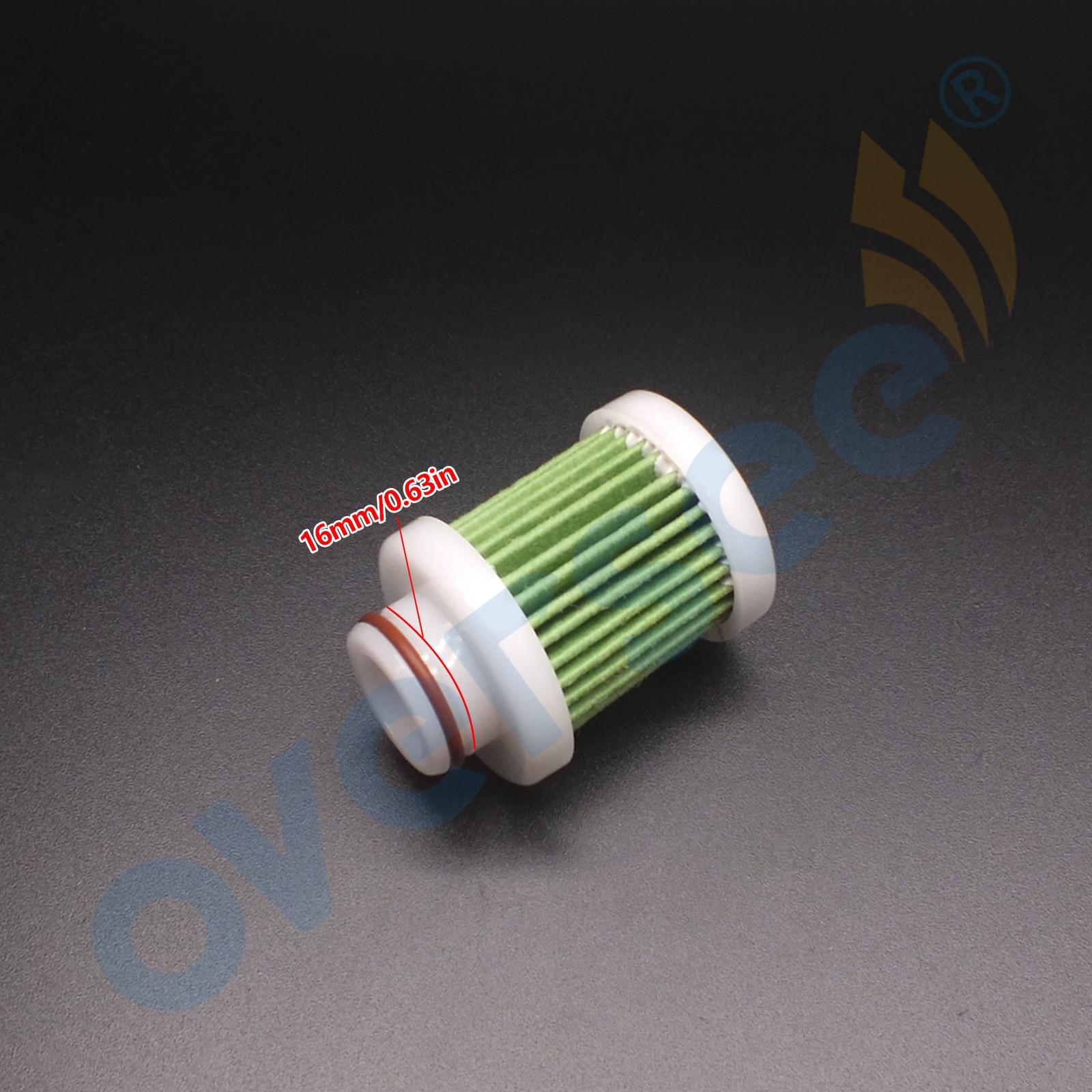 Boat Motor 15412-92J00 Fuel Filter For Suzuki  DF100/115/140hp - 2013
