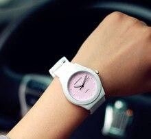 2017 de Silicona Reloj de las Señoras Mujeres Relojes de Marca Famosa Mujer Reloj de Cuarzo Reloj de Cuarzo reloj Relogio Feminino Montre Femme