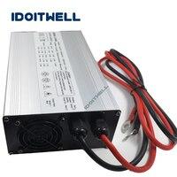 Custom Professional 40A 12V lifepo4 carregador de bateria 14.6V lifepo4 carregador de bateria para 120AH 40A 4S 160AH 180AH lifepo4 bateria