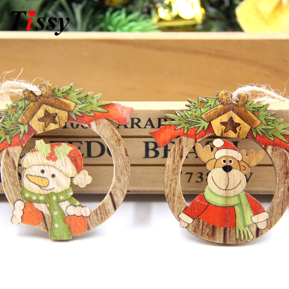 Aliexpress.com : Buy 10PCS Cute Snowman&Deer Christmas ...
