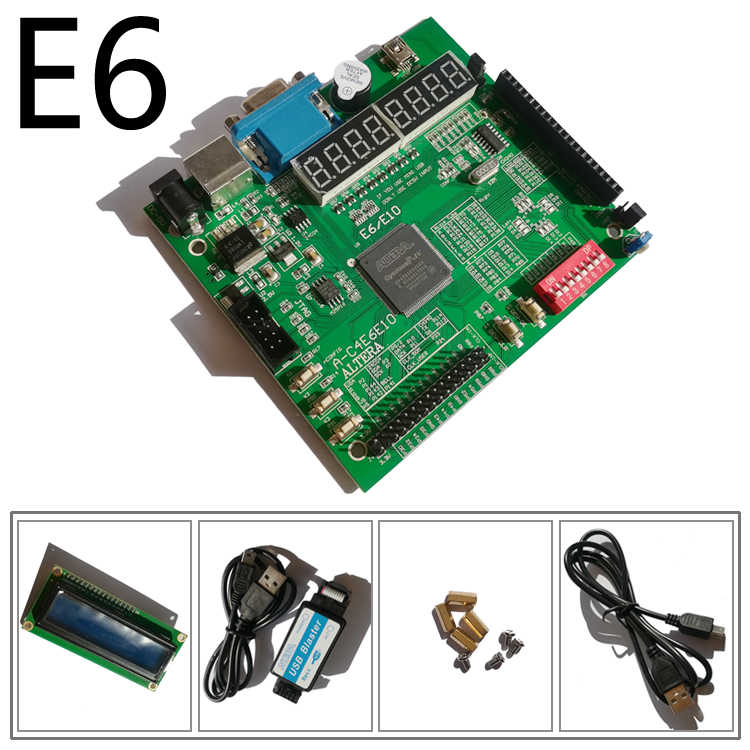 Detail Feedback Questions about USB BLASTER+LCD1602+ altera