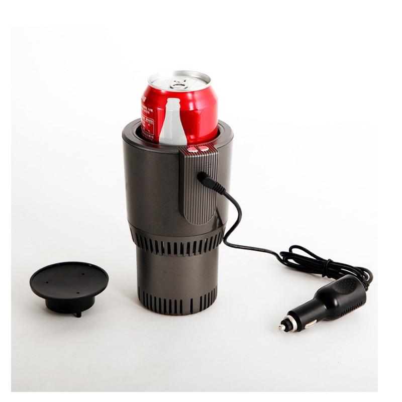 Portebla Small Refrigerator Home Refrigerator Hot And Cold Freezer Little Fridge Auto Fridge Wine Fridge Coffer Hot Drink
