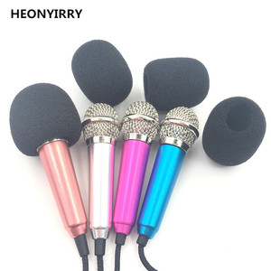 Handheld Mic Portable Mini 3.5