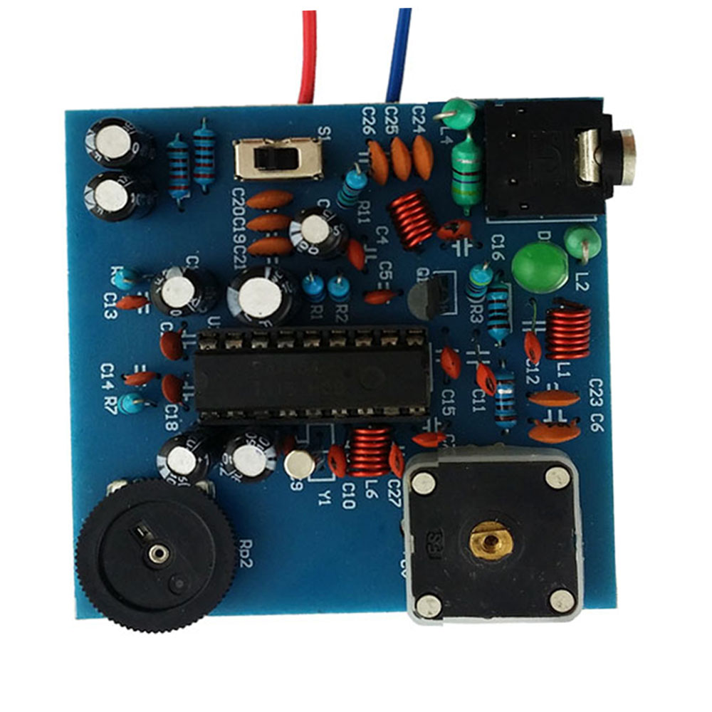 Cnikesin Diy Kit Bp Ba1404 Type Fm Transmitter Board Stereo Also Lifier Circuit Long Range In Integrated Circuits From Electronic Components Supplies
