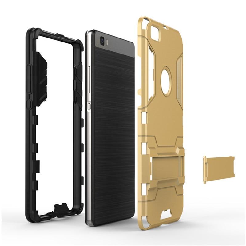 Untuk Huawei p8 lite kasus telepon, Silikon shell, Melindungi armor - Aksesori dan suku cadang ponsel - Foto 4